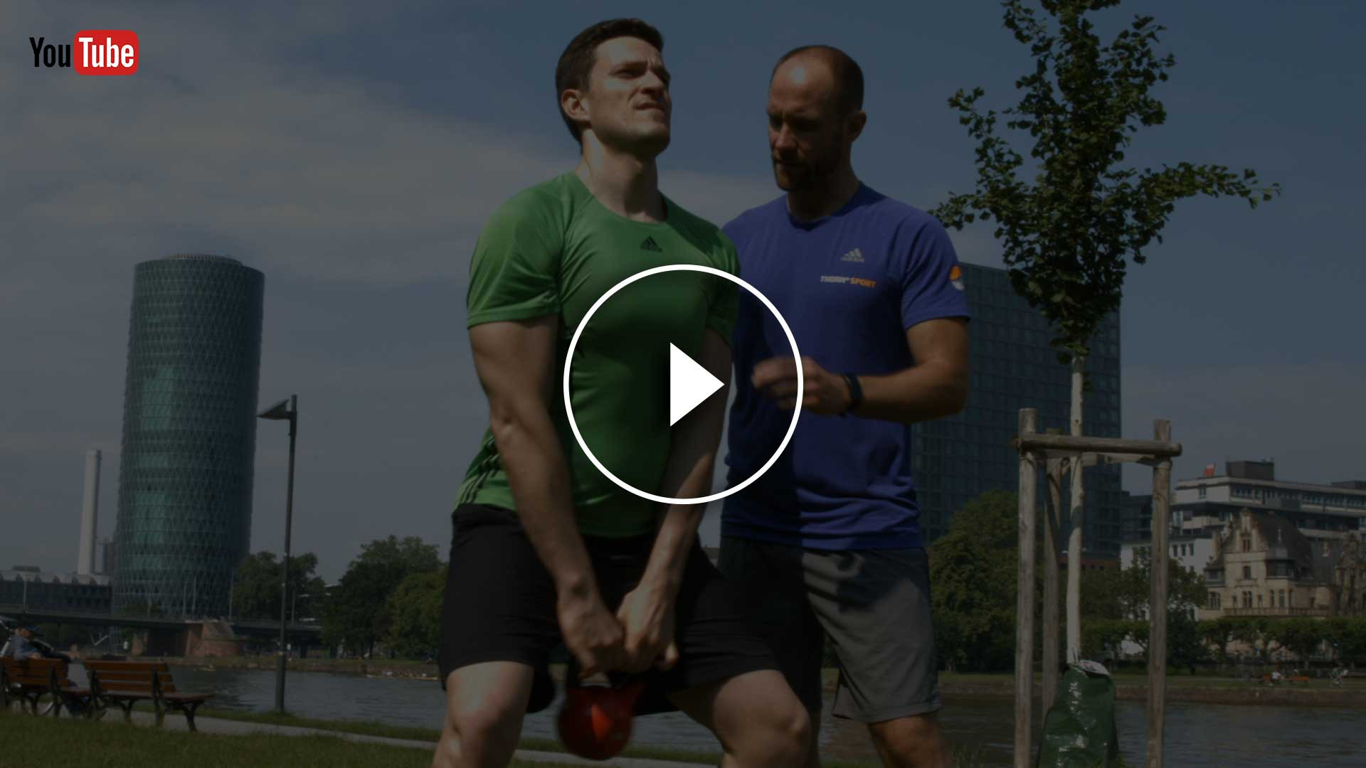 Personal training video